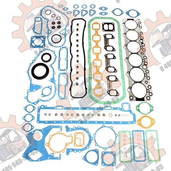 Комплект прокладок к двигателю Исузу 6BG1 (metal) (1878104041)