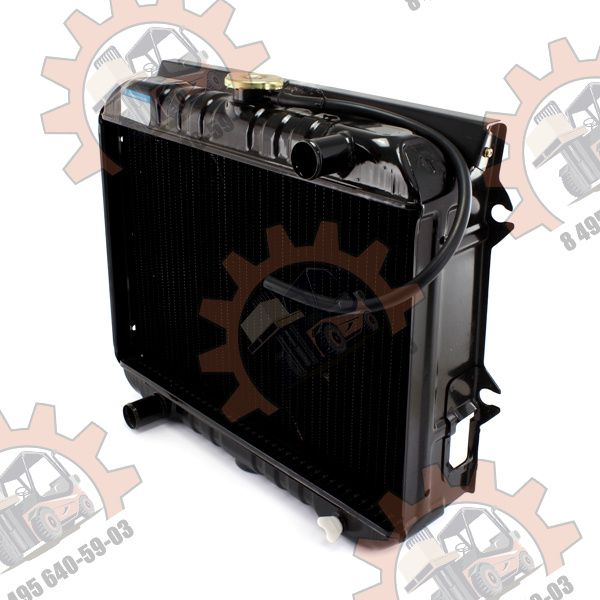 Радиатор Мицубиси FD15 (9120201100)