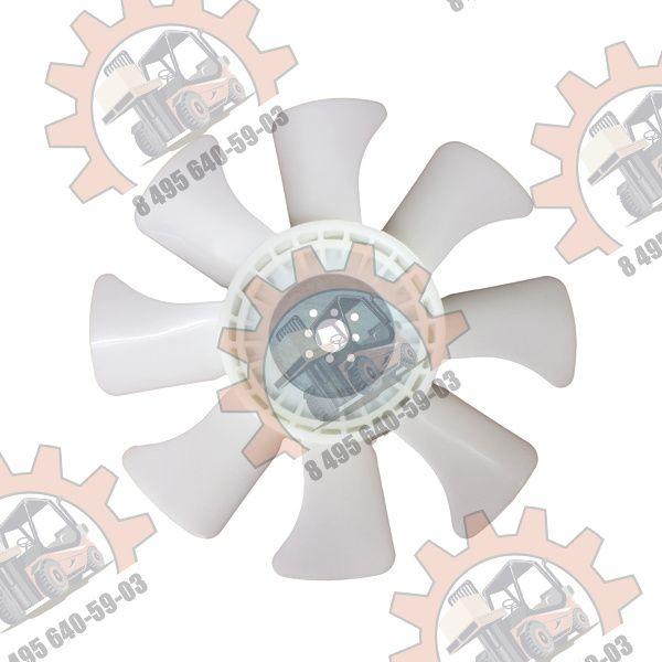 Крыльчатка вентилятора на Кубота V2203 (3455016210)