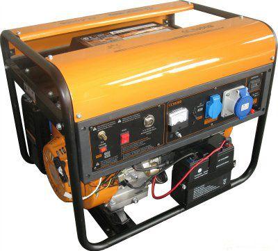 Газовый электрогенератор GL СС5000B