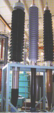 Ввод высоковольтный BRBB-30-110-550/2000 (черт. КН 1.2.008)