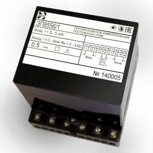 Преобразователь измерительный постоянного тока ЭП8556