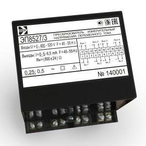 Преобразователи измерительные переменного тока и напряжения переменного тока ЭП8527 однокальные
