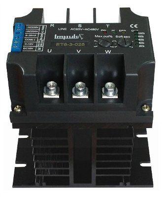 Тиристорный регулятор мощности ET6-3-040