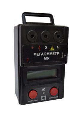 Мегаомметр М6-2