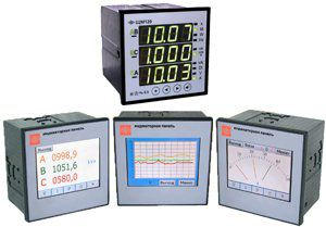Многофункциональный измерительный прибор ЩМ120