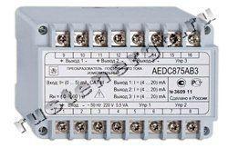 Преобразователи измерительные  AEDC875АА3