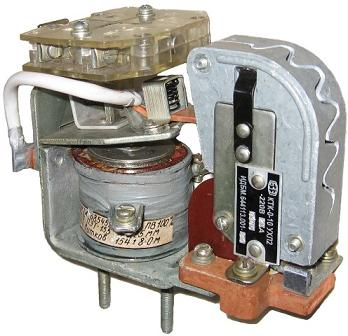 Контактор КТК 0-10 (КПД-110)