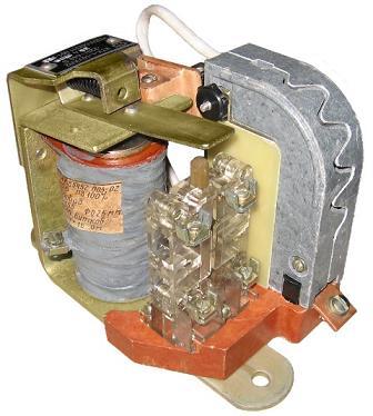 Контактор КТК 1-10 (Аналог КПД-111, ТКПМ-111)