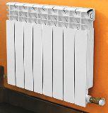 Алюминиевый радиатор г. Челябинск Radena 350 (Италия-гарантия 10 лет)