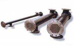 Водоводяной подогреватель с латунной трубкой,с нержавеющей трубкой