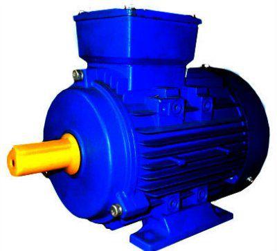 Электродвигатель 5АЕУ80МА2 однофазный по нормам CENELEC
