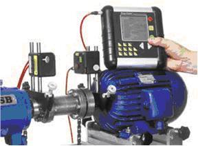Easy-Laser D525 - система проверки валов