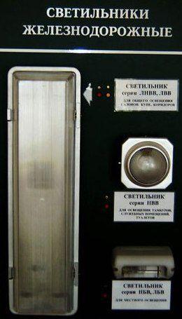 Светильники для освещения коридоров с режимом дежурного освещения: ЛНВВ 01-20(1х25)