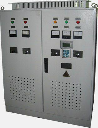 Комбинированный проеобразователь напряжения АКПН для наземного обслуживания воздушных судов