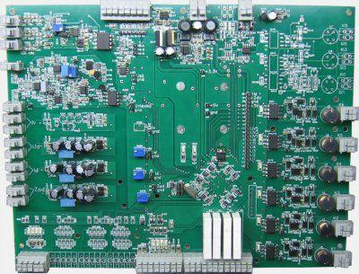 Система управления электропривода интегрированная