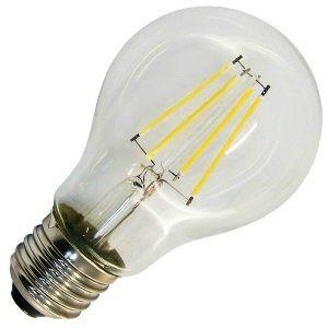 Лампа светодиодная LB-56 5W 230V Е27 4000K FILAMENT, FERON