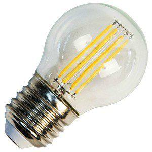 Лампа светодиодная LB-61 5W 230V Е27 4000K FILAMENT, FERON
