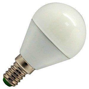 Лампа светодиодная LB-95 7W 230V Е14 6400K, FERON