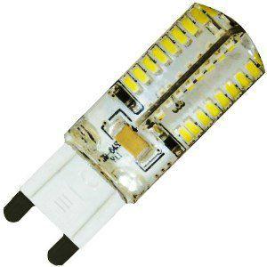 Лампа светодиодная LB-421 4W 230V G9 2700K, FERON