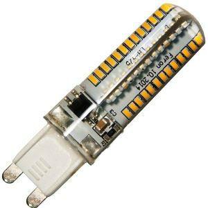 Лампа светодиодная LB-425 5W 230V G9 2700K, FERON