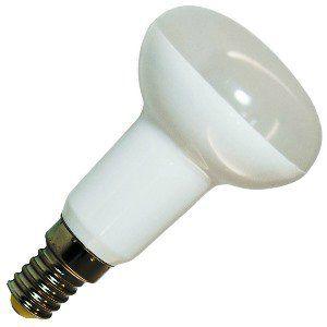 Лампа светодиодная зеркальная LB-450 7W 230V Е14 6400K R50, FERON