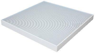 Офисный светодиодный светильник LL-DVO-033-M600x600 (LL-ДВО-01-033-3010-30Д\Б)