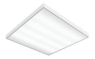 Светодиодный светильник Вартон 27 Вт 595x595x50 мм