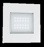 Встраиваемый светильник ДВУ 42-52-50-Д110