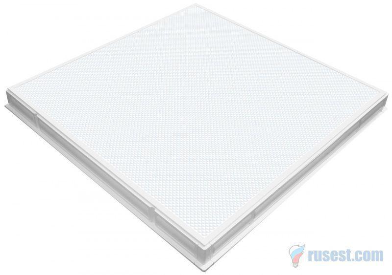 Светильник LL-DVO-040-P600x600 LL-ДВО-01-040-3221-30Д/Б