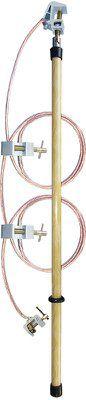 Заземление переносное для распределительных устройств ЗПП-110-25
