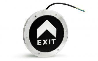 Аварийный светильник встроенный в пол BL PL 1.0