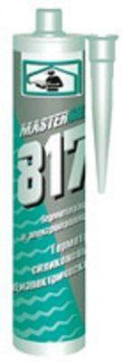Герметик силиконовый электроизоляционный Mastersil 817 (310 мл)