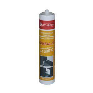 Огнезащитный терморасширяющийся герметик серый (310 мл)