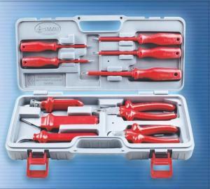 Набор слесарного изолированного инструмента Электромонтажник-3