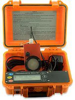 Газоанализатор-сигнализатор ГСБ-3М-06 с ЖК-дисплеем в корпусе Б (О2, Н2S, горючие газы) четырёхканальный с ИК-датчиком