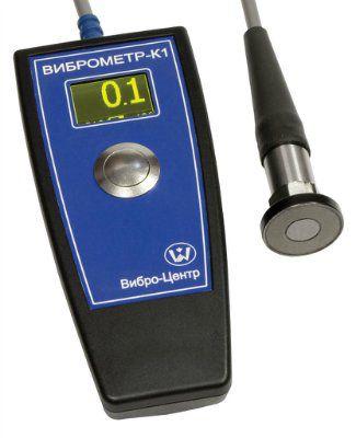 Виброметр-К1 – простой виброметр