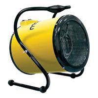 Тепловентилятор Ballu ВРН-3С, мощность 0/1,5/3,0 кВт, габариты 315х315х425 мм