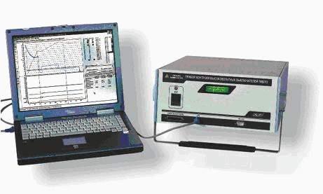 ПКВ/У3.1 Универсальный прибор контроля высоковольтных выключателей