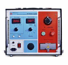 Прибор для проверки электрической прочности изоляции РЕТОМ-6000