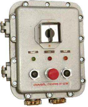 Посты взрывозащищенные кнопочные типа ПВК – многофункциональные, 1ЕхdIIВТ6