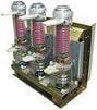 ВВУ-10 вакуумный выключатель стационарного исполнения, напряжение 10кВ, рабочий ток 1000А, ток отключения 20кА, привод пружинно-моторный