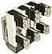 ВВУ-10 вакуумный выключатель стационарного исполнения, напряжение 10кВ, рабочий ток 1600А, ток отключения 31,5кА, привод электромагнитный