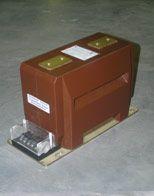 Трансформатор измерительный  сухой литой ТОЛ-СЭЩ-10. Коэфф. трансформации: от 50/5 до до 800/5, класс точности обмотки: для защиты- 10Р, для измерения- 0,5 базовое исполнение