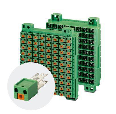 Клеммная матрица (распределительный блок) - W 80/ 80-FK1,5/FS(6-2,8-0,8)