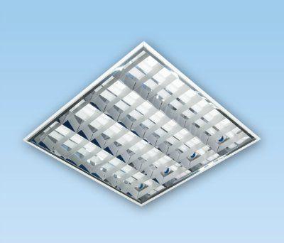 светодиодный светильник для общественных помещений ДВО10-4х11-004 Rastr LED