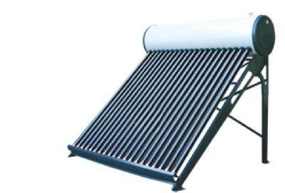 Интегрированная система солнечного водонагрева