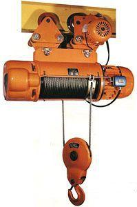 Тельфер электрический передвижной CD1 г/п 1,0 т в/п 12 м