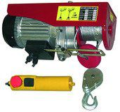 Тельфер электрический (миниэлектроталь, лебедка) марки PA-1200 (600/1200)