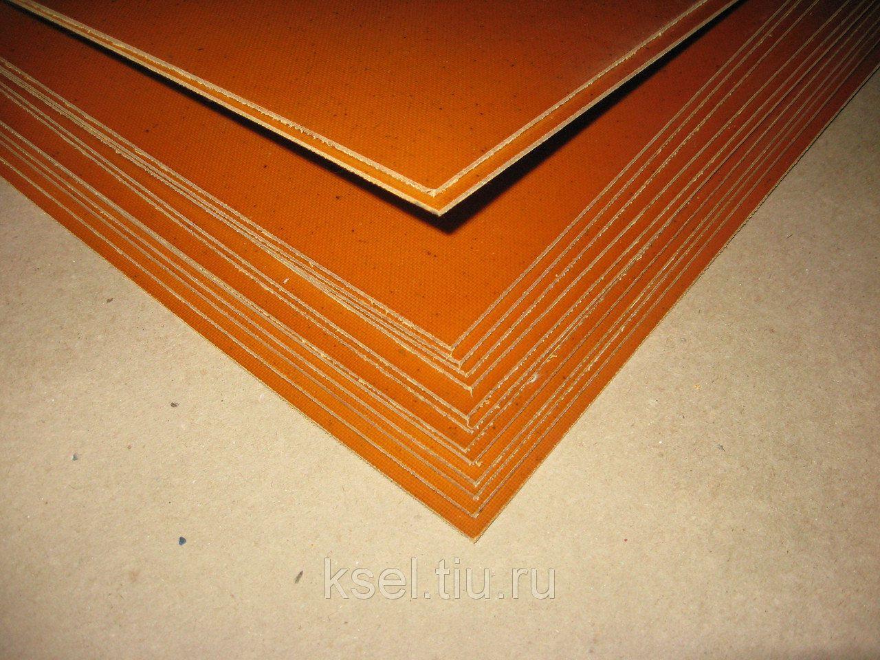 Текстолит листовой ПТ